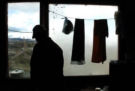 Бежанците от Иран често се озовават в дома за временно настаняване на чужденци в Бусманци