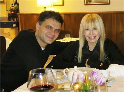 Васко Василев и Лили