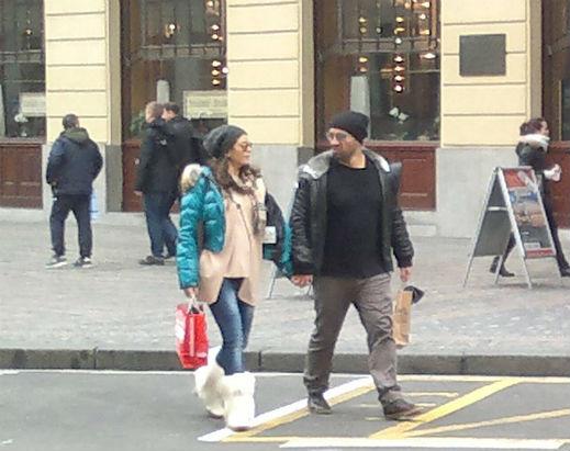 Яна и Петко Прага
