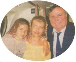 Редовните пътници - Петя Славова с дъщеря си Жени