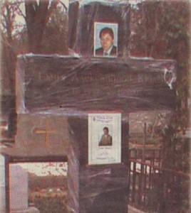 Обвиха в найлони гроба на банкера Емил Кюлев