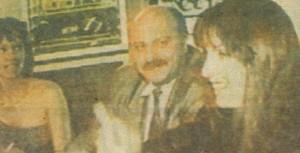 Бившият вътрешен министър Любомир Начев бе заснет от Севда да купонясва в компанията на Жени Калканджиева и това му коства кариерата