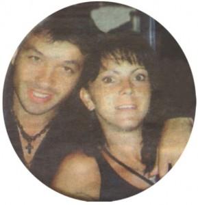 Малкия Маргин със съпругата си Мария