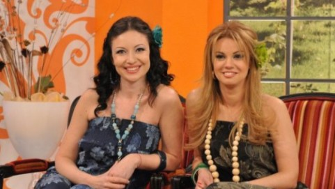 Мая Славова и Вихра Петрова