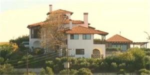 Росен Плевнелиев къща имението в Уранополи Гърция