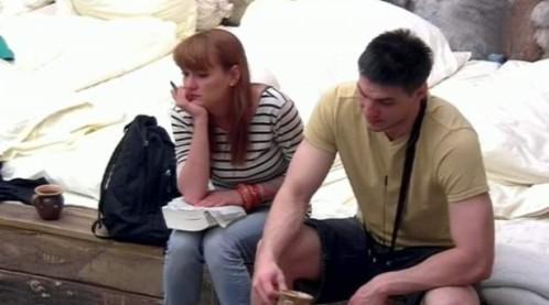 Любомир Жечев и Рут Колева