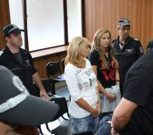И съпругата на Сотир Янков изведена с белезници