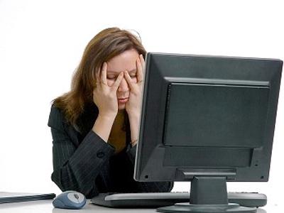Работа с компютър
