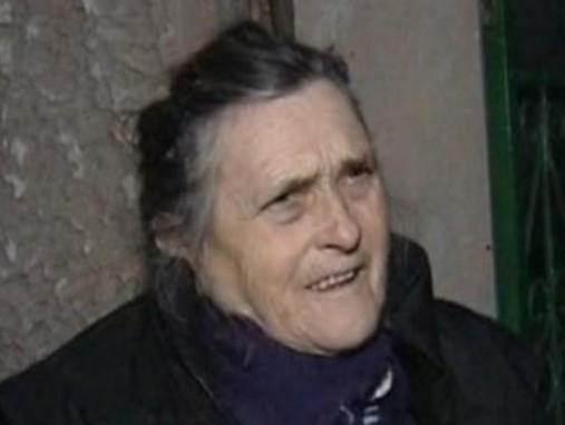 Баба Мара от село Бръшляница