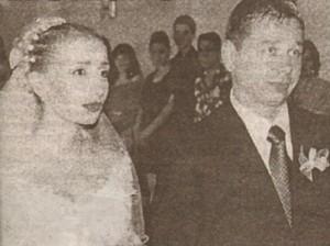 2003 г. През онези години жена му била върла фенка на марихуаната