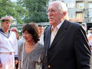 Джоко и съпругата му преди смъртта да ги раздели
