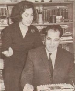 Георги Джагаров бе и шеф на писателския съюз