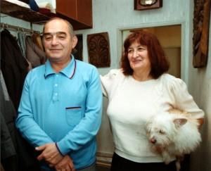 Минчо Празников се радва на щастлив семеен живот с половинката си Цанка