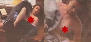 """Сцена от епизод на """"Под прикритие"""", в който Йоана Буковска бе брутално изнасилена"""