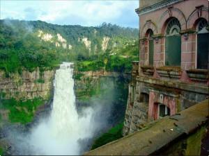 Хотел Дел Салто в Колумбия