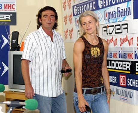 Христо Марков и Тереза Маринова