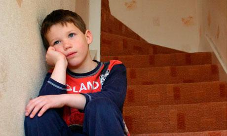 нещастно детство