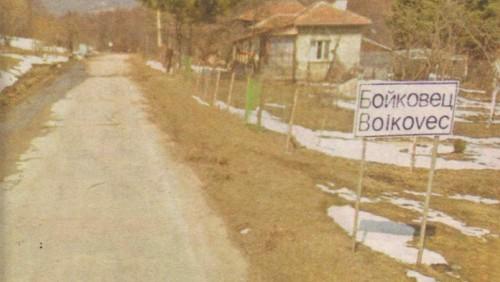 Село Бойковец