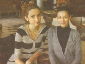 Двете красиви студентки, извършили красивата постъпка