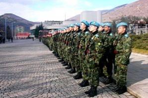 български войници