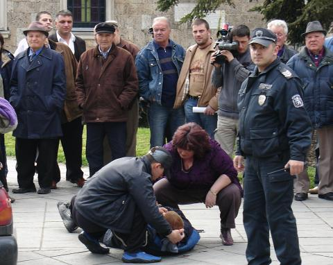 убийство на полицай