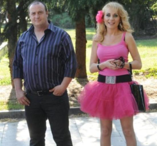 Краси Радков и Станислава