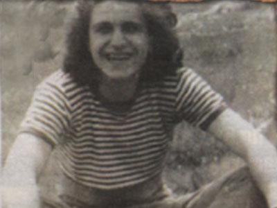 Асен Блатечки като ученик