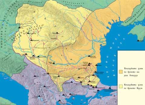 България по времето на хан Крум