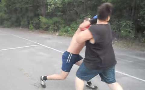бокс нокаут