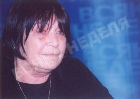 мария данаилова