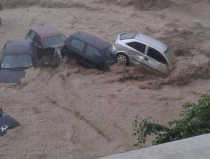 Варна потоп