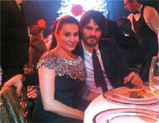 Дарина Павлова и младия любовник
