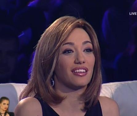 Мария Илиева къса коса