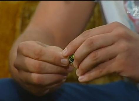 Тачо капачка бира пръстен