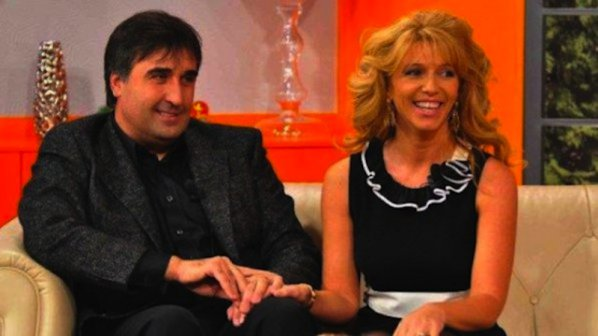Веселин Маринов и Цветанка