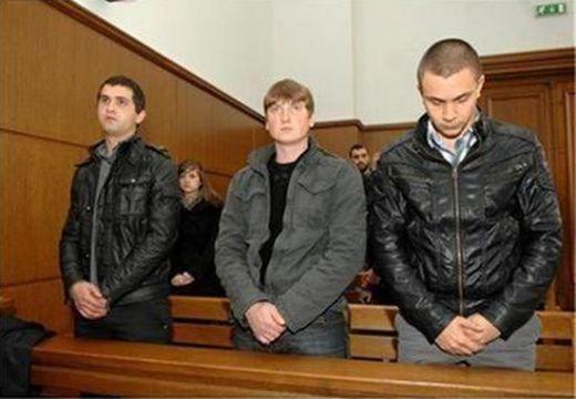 Стоян Балтов убийци