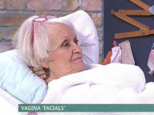 баба вагина