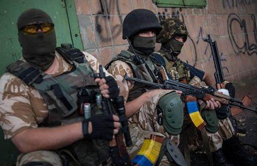 Украйна дезертьори