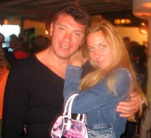 Антония и Немцов