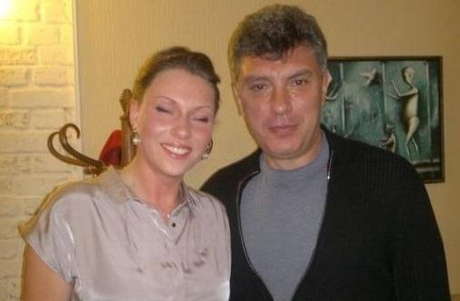 Немцов Екатерина