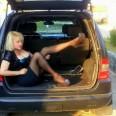 Сашка в кола