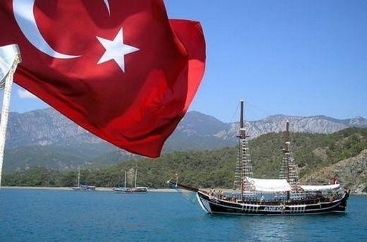 Турция Крим