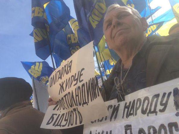Украйна бунт