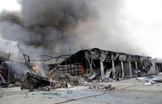 Украйна сражение