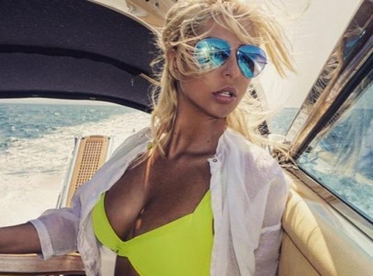 Андреа яхта