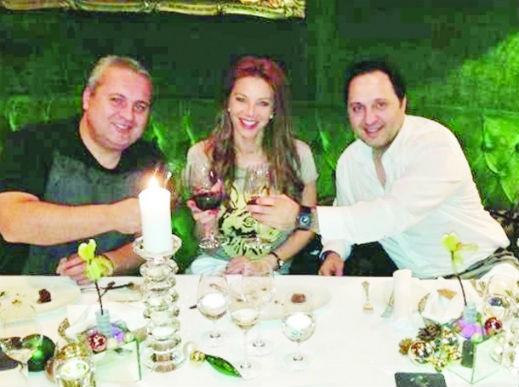 Коко Динев Емилия вечеря