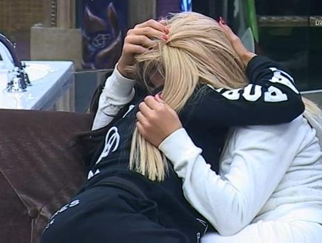 Светлана плаче Преслава