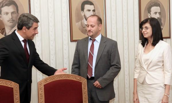 Кунева при президента