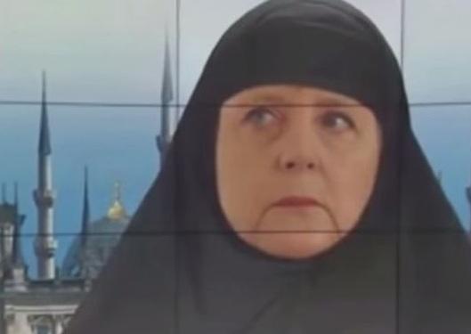 Меркел фередже