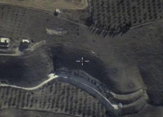 Сирия дрон